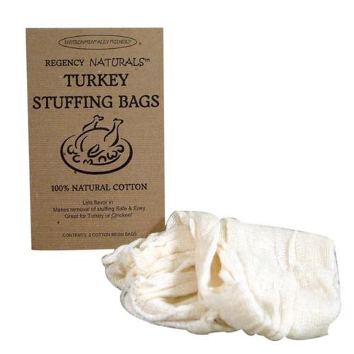 Regency Wraps - Cotton Turkey Stuffing Bags - 2 Pack - RW875