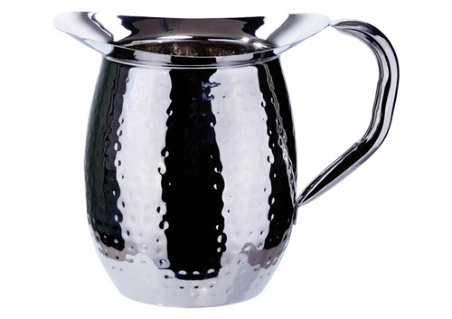 Winco - 2 Qt Hammer Ice Pitcher - WPB2H