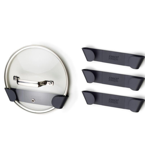 Joseph Joseph - CupboardStore Pan Lid Holders (Set of 4) - 7085149GY