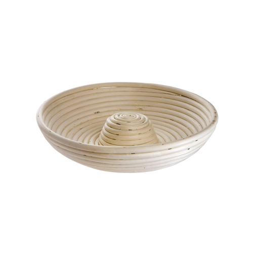 "Eddingtons - Banneton 10"" Round Basket With Riser"