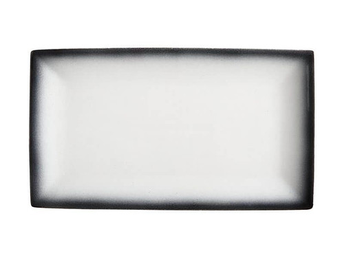 "Maxwell & Williams - Caviar 13.5"" Granite Rectangular Platter"