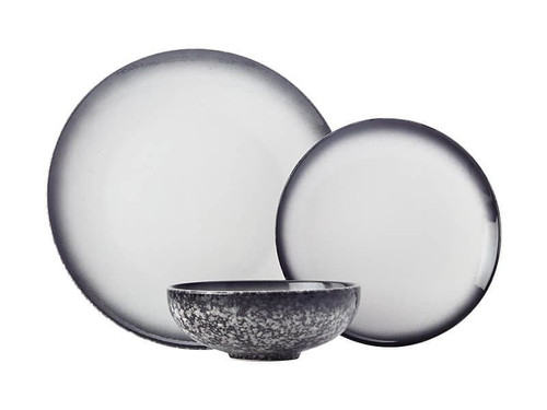 Maxwell & Williams - Caviar 12 Pc Granite Dinner Set - AX0272