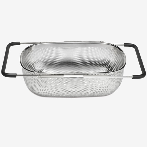 Cuisinart - 7 Qt Over The Sink Hard Mesh Colander