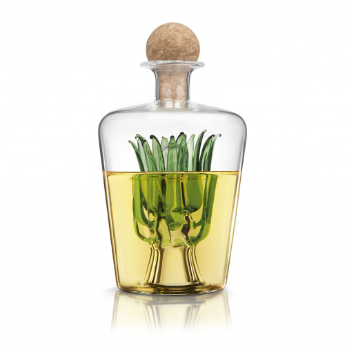 Final Touch - Agave Tequila Decanter 750 ML (25 OZ) - TQ5301