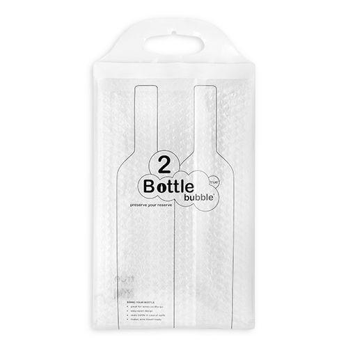 True Brands - Two Bottle Bottle Bubble Protector - 2242