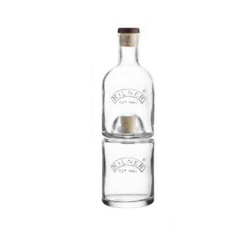 Kilner - 350 Ml Stackable Bottle Set - 23372