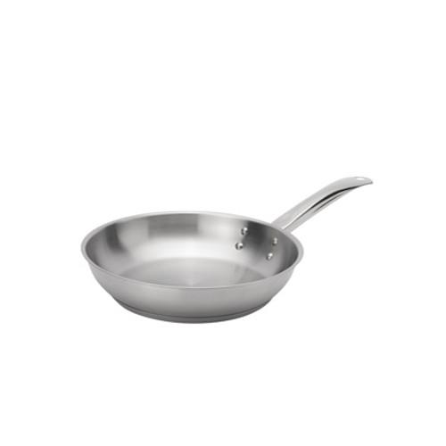 """Browne - Elements 8"""" Stainless Steel Fry Pan  - 5734048"""
