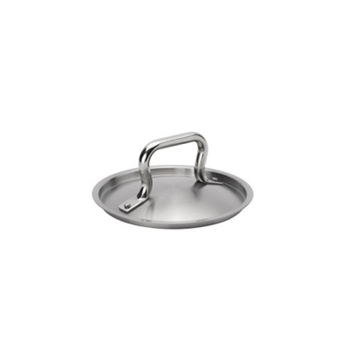 "Browne - Elements 6-3/10"" Stainless Steel Sauce Pan Cover - 5734116"