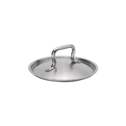 "Browne - Elements 7-9/10"" Stainless Steel Sauce Pan Cover - 5734120"