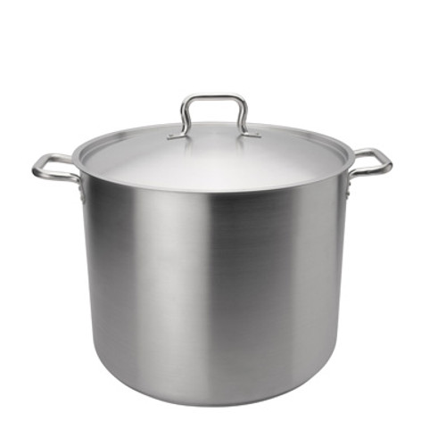 "Browne - Elements 32 Qt (14"") Stainless Steel Stock Pot  - 5733932"