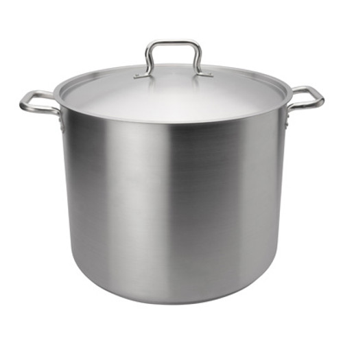 "Browne - Elements 40 Qt (15.7"") Stainless Steel Stock Pot  - 5733940"