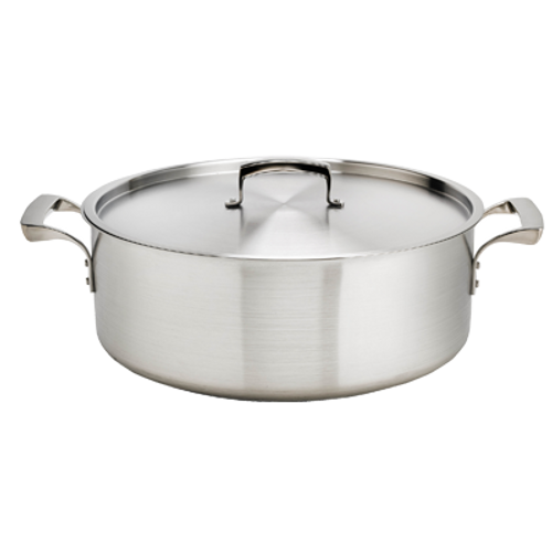 Thermalloy - 30 qt. Try-Ply Stainless Steel Brazier  - 5724029