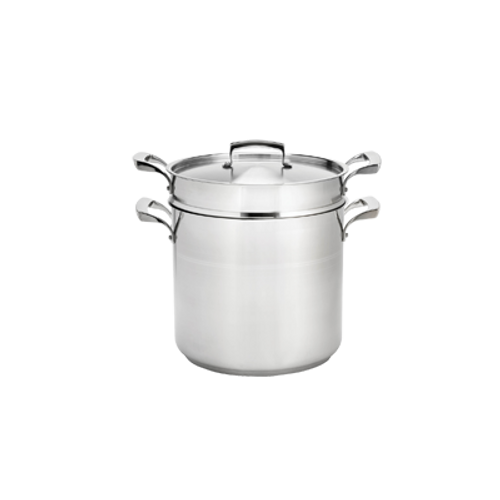 Thermalloy - 12 Qt Stainless Steel Double Boiler Set - 5724072