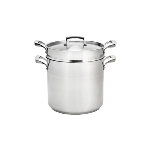 Thermalloy - 16 Qt Stainless Steel Double Boiler Set - 5724076