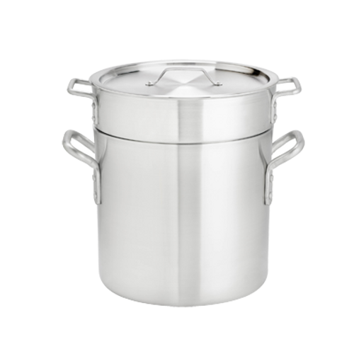 Thermalloy - 16 Qt Aluminum Double Boiler Set - 5813216