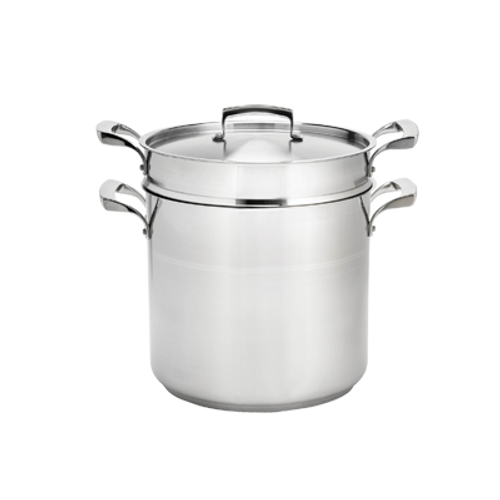 Thermalloy - 20 Qt Stainless Steel Double Boiler Set - 5724080