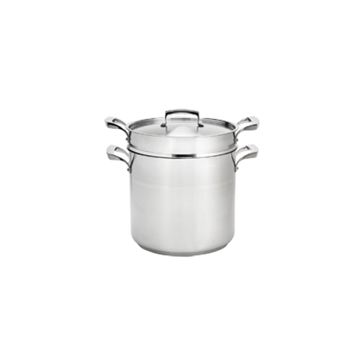 Thermalloy - 8 Qt Stainless Steel Double Boiler Set - 5724068