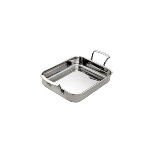 """Thermalloy -Try-Ply Roast Pan 11"""" x 8-7/10"""" x 2""""  - 5724175"""
