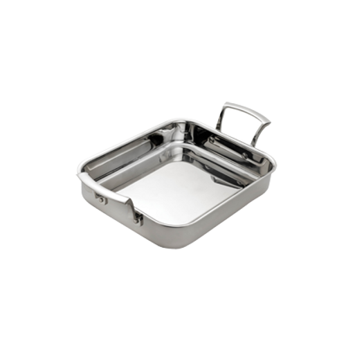 """Thermalloy -Try-Ply Roast Pan 14"""" x 11-2/5"""" x 2"""" Try-Ply Roast Pan - 5724176"""