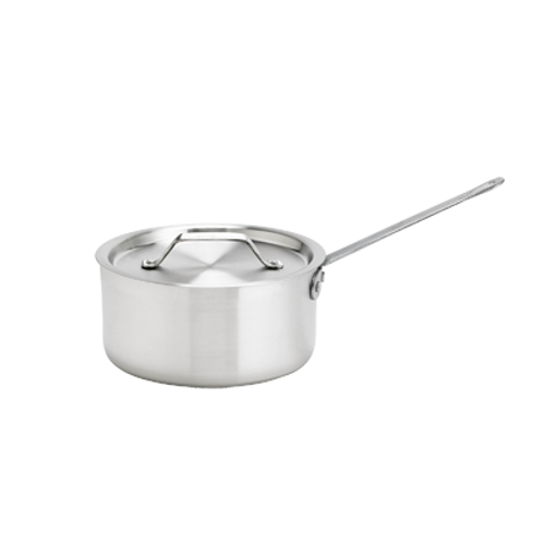 Thermalloy -2.5 qt Heavy Weight Aluminum Sauce Pan  - 5814502