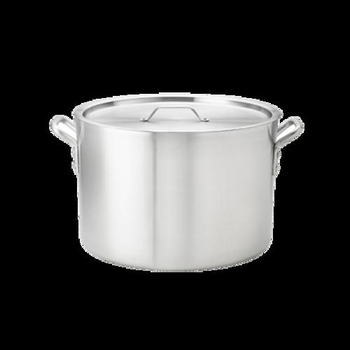 Thermalloy -14 qt Heavy Weight Aluminum Sauce Pot  - 5814314