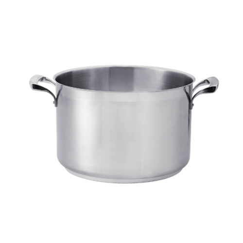 Thermalloy -22 Qt. Stainless Steel Sauce Pot - 5724192