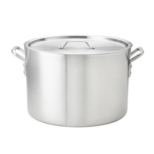 Thermalloy -26 qt. Aluminum Sauce Pot - 5813326