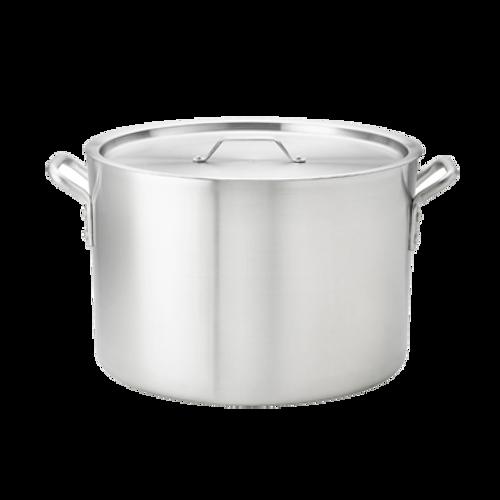 Thermalloy -34 qt Heavy Weight Aluminum Sauce Pot - 5814334