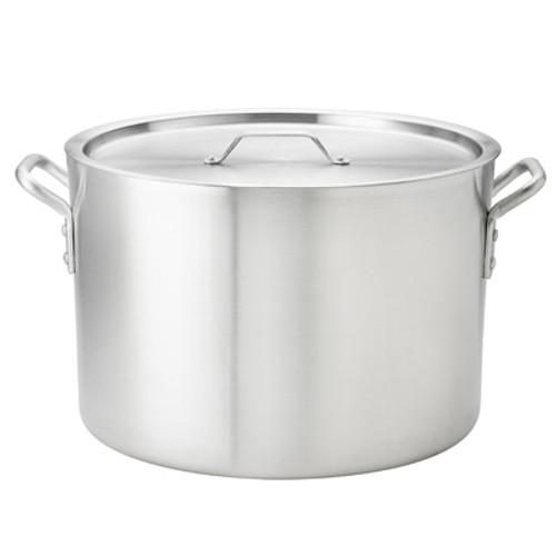 Thermalloy -34 qt Aluminum Sauce Pot - 5813334