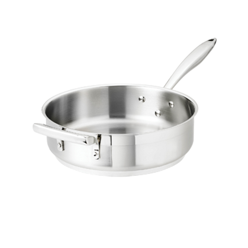 Thermalloy -3 qt Stainless Steel Sauté Pan - 5724181