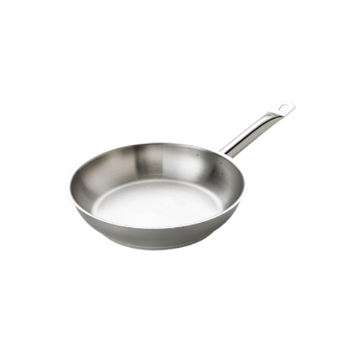"Thermalloy -9"" Stainless Steel Fry Pan  - 573771"