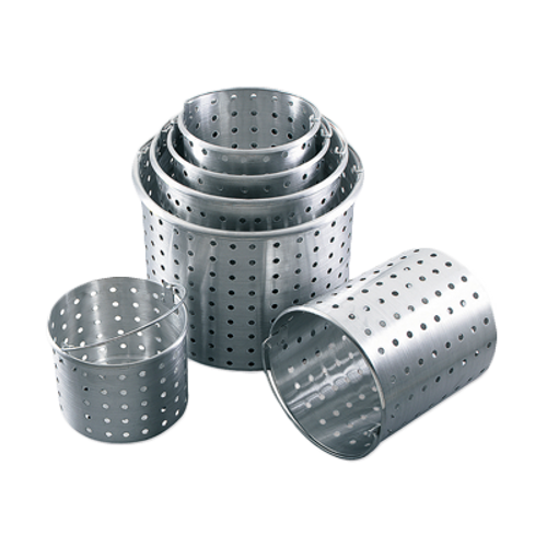 Thermalloy -20 qt Aluminum Stock Pot Basket - 5811120