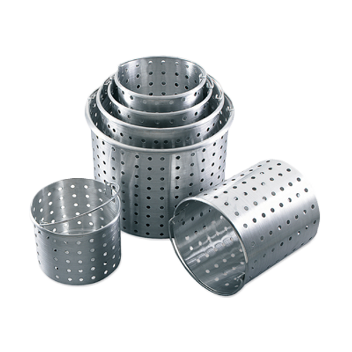 Thermalloy -60 qt Aluminum Stock Pot Basket - 5811160