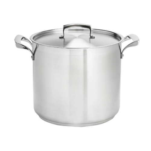 Thermalloy -100 qt Stainless Steel Stock Pot - 5724000