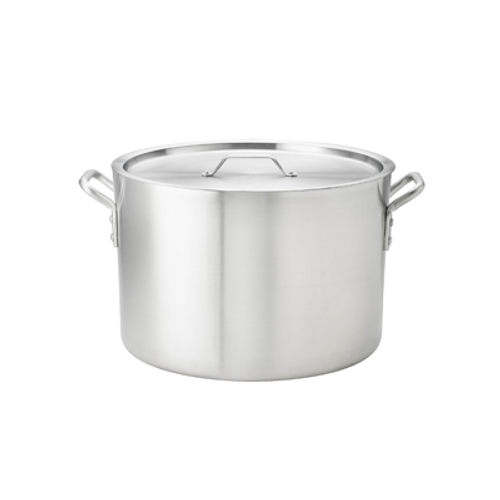 Thermalloy -100 qt Heavy Weight Aluminum Stock Pot  - 5814200