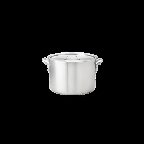 Thermalloy -12 qt Heavy Weight Aluminum Stock Pot  - 5814112