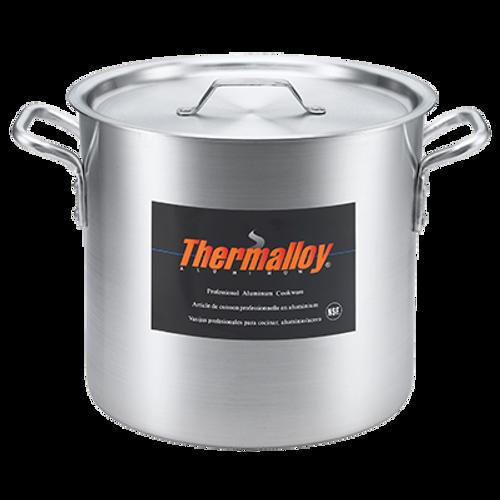 Thermalloy -120 qt Aluminum Stock Pot - 5814220