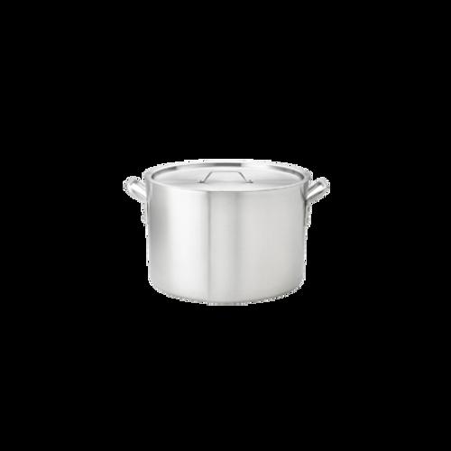 Thermalloy -16 qt Heavy Weight Aluminum Stock Pot  - 5814116
