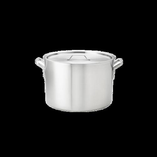 Thermalloy -32 qt Aluminum Stock Pot  - 5814132