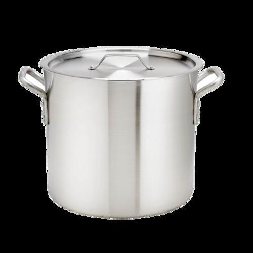 Thermalloy -40 qt Heavy Weight Aluminum Stock Pot  - 5813140