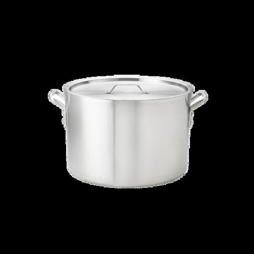 Thermalloy -60 qt Heavy Weight Aluminum Stock Pot  - 5814160