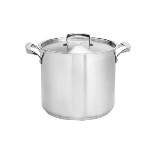 Thermalloy -60 qt Stainless Steel Stock Pot - 5723960