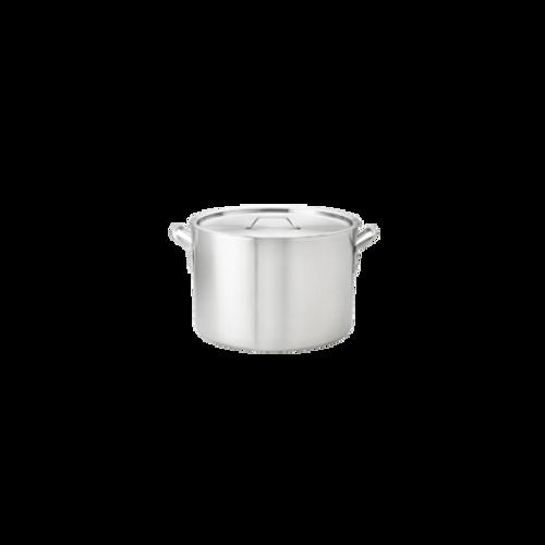 Thermalloy -8 qt Heavy Weight Aluminum Stock Pot  - 5814108