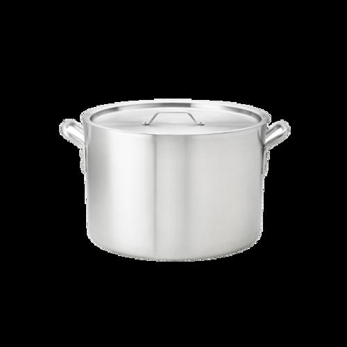 Thermalloy -80 qt Heavy Weight Aluminum Stock Pot  - 5814180