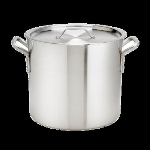 Thermalloy -80 qt Aluminum Stock Pot  - 5813180