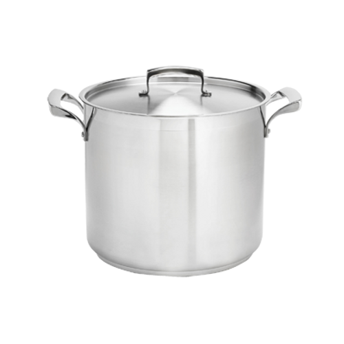 Thermalloy -80 qt Stainless Steel Stock Pot - 5723980