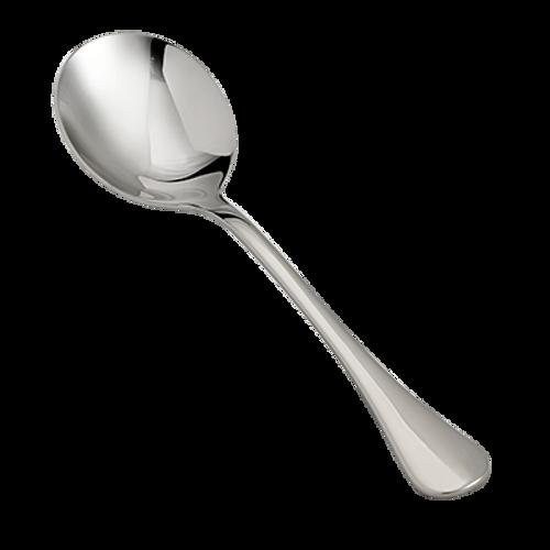"Browne - Luna 7-1/4"" Soup Spoon 12/Case - 503213"
