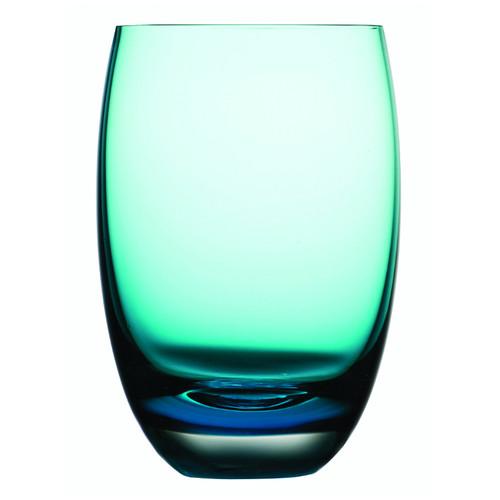 Nude - 13-1/2 oz Colored O Tumbler Glass 24/Case - NG12925TQ