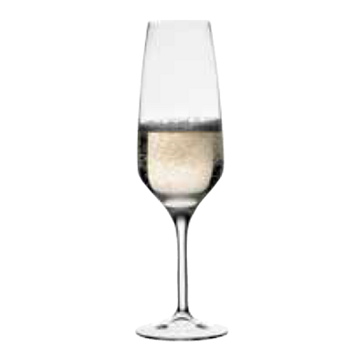 Nude - 7 oz Fame Champagne Glass 24/Case - NG67026