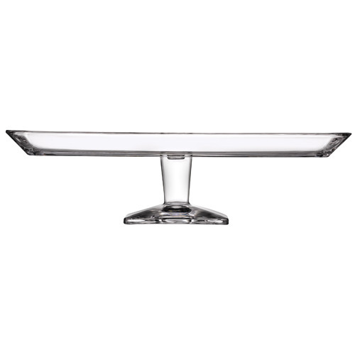 """Nude - Grace Serving Tray 11-3/4"""" x 5-1/2"""" x 3""""H 4/Case - NG95462"""